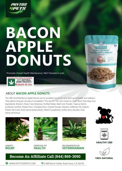 Bacon Apple Donuts